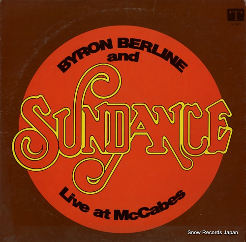 BERLINE, BYRON live at mccabe's D-1061 - front cover