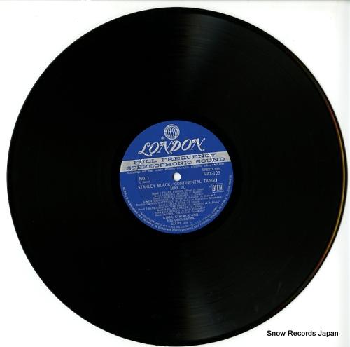 BLACK, STANLEY continental tango max 20 MAX103 - disc