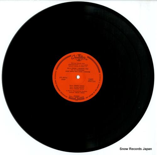 TAMAS, BRODY kalman; csardaskiralyno LPX6537 - disc