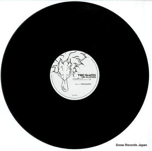 TMC ALLSTARS tmc graffiti VIJL-60066 - disc