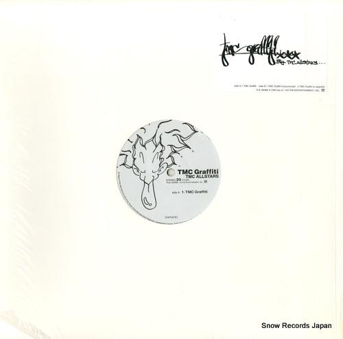TMC ALLSTARS tmc graffiti VIJL-60066 - front cover