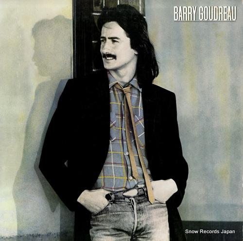 GOUDREAU, BARRY barry goudreau 25.3P-230 - front cover