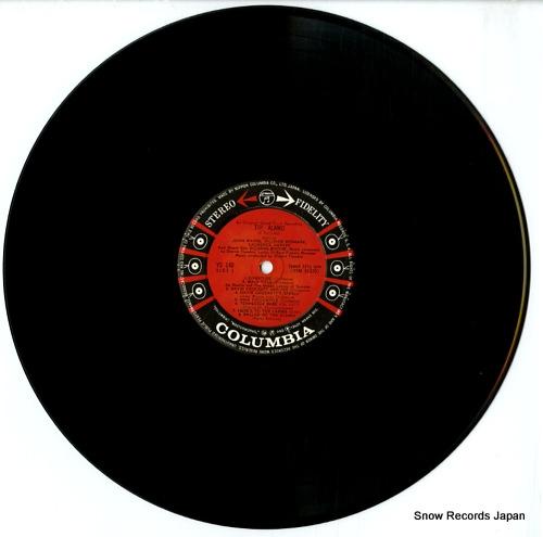 TIOMKIN, DIMITRI the alamo YS-140 - disc