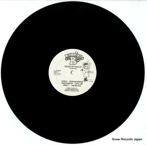 V/A brooklyn frog ep MB-037 - disc