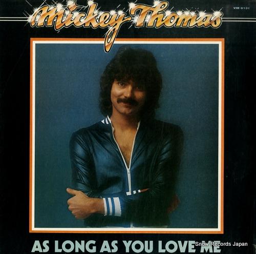 ミッキー・トーマス 愛は永遠に VIM-6131