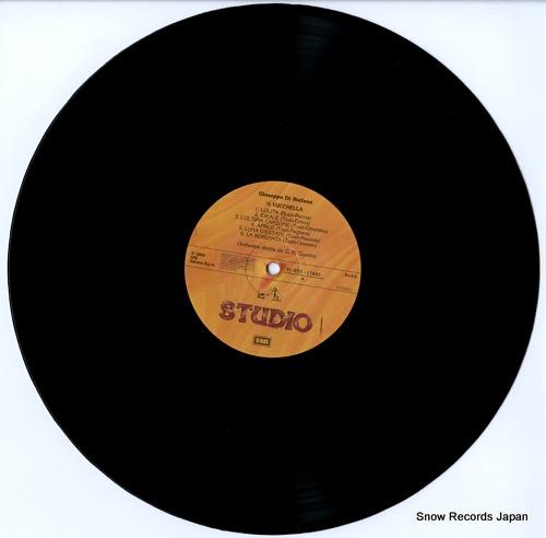 DI STEFANO, GIUSEPPE 'a vucchella 3C053-17641 - disc