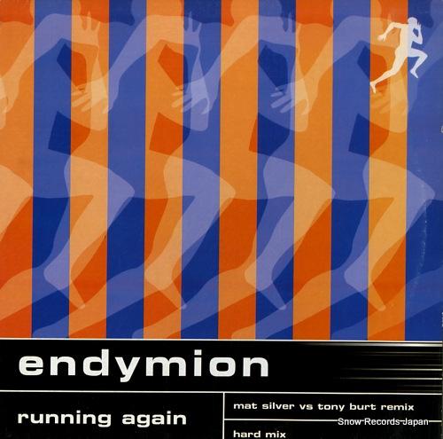 ENDYMION running again ATSLTD002 - front cover