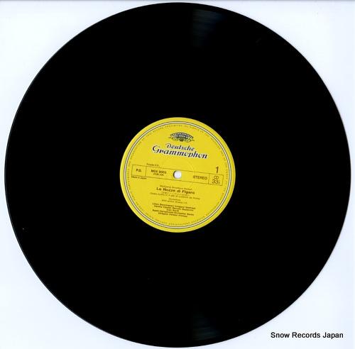 FRICSAY, FERENC mozart; le nozze di figaro MGX9003/5 - disc