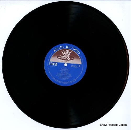 MOLINARI - PRADELLI, FRANCESCO puccini; turandot EAC-57017-19 - disc