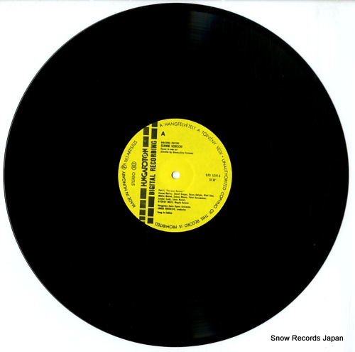 FERENCSIK, JANOS puccini; gianni schicchi SLPD12541 - disc