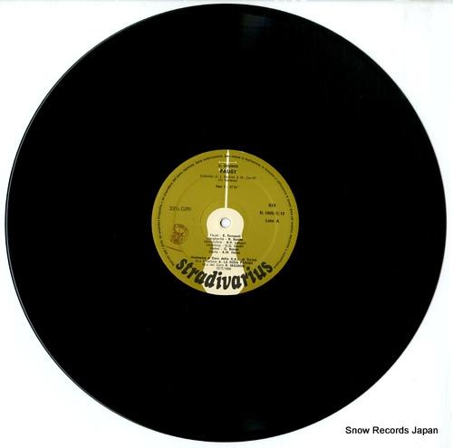 LA ROSA PARODI, ARMANDO gounod; faust STR1008/9/10 - disc