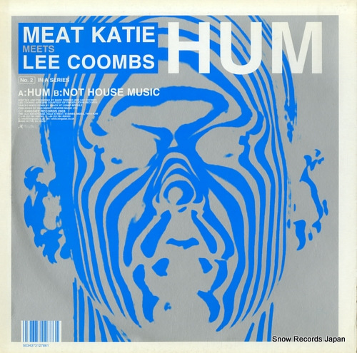 KATIE, MEAT hum KS78 - back cover