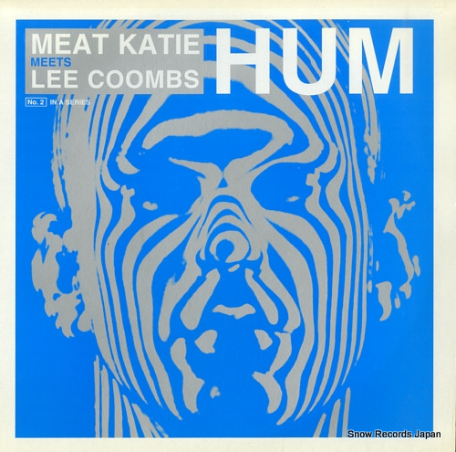 KATIE, MEAT hum KS78 - front cover