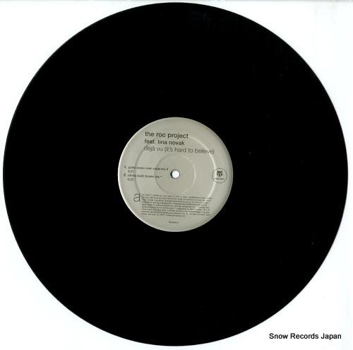 ROC PROJECT, THE deja vu (it's hard to believe) TB-2435-0 - disc