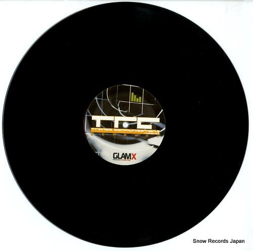 AVEX techno radio fm GLX-0013-6 - disc