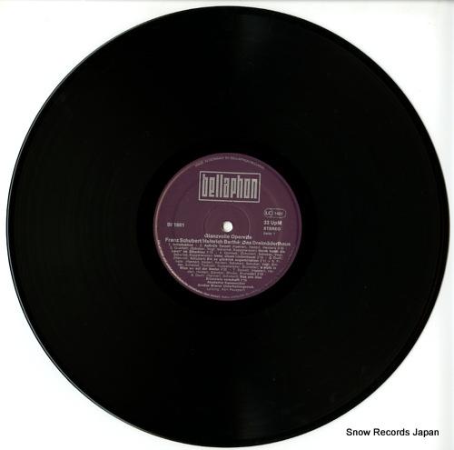 PAUSPERTL, KARL schubert; das dreimaderlhaus BI1861 - disc