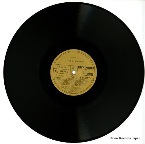SCHEYRER, GERDA puccini; tosca 77035 - disc