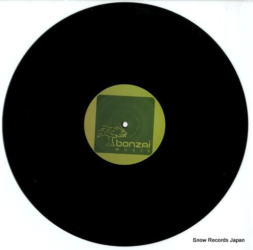 GREEN MARTIAN, THE electric fantastic BM-2004-188 - disc