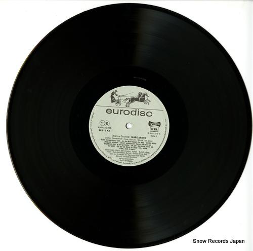 SCHUCHTER, WILHELM gounod; margarete 86813KR - disc