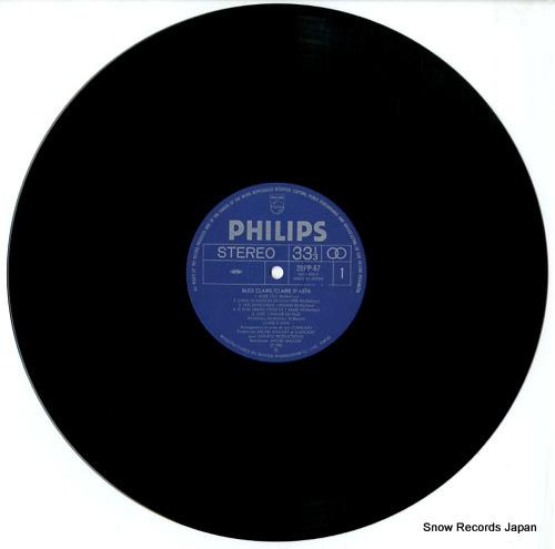 D'ASTA, CLAIRE bleu claire 28PP-67 - disc