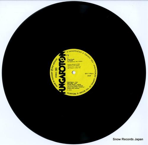 LEHEL, GYORGY haydn; lo speziale SLPX11926-27 - disc