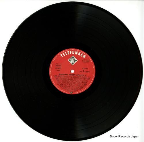 V/A weltstars singen operette 5 6.22583 - disc