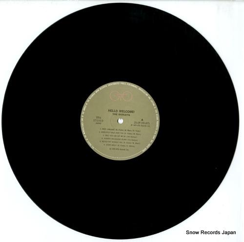 DOOLEYS, THE hello welcome ! 25.3P-185 - disc