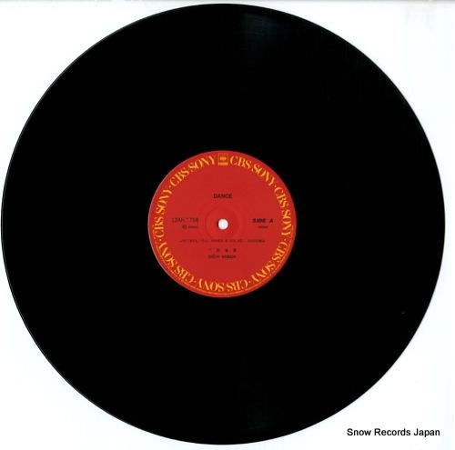HAMADA, SHOGO dance 12AH1758 - disc