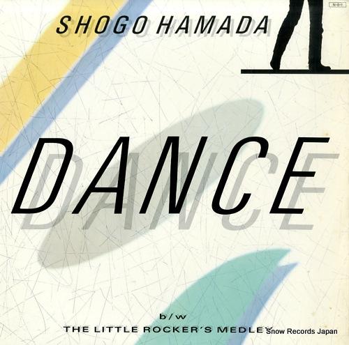 HAMADA, SHOGO dance 12AH1758 - front cover