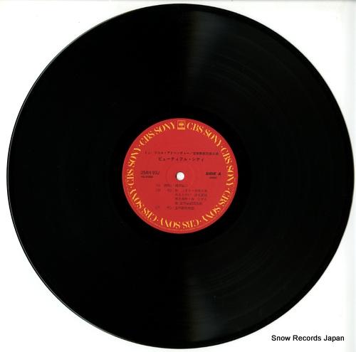 V/A musical adventure / beautiful city 25AH932 - disc