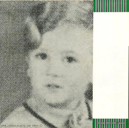 LENNON, JOHN plastic ono band AP-80174 - back cover