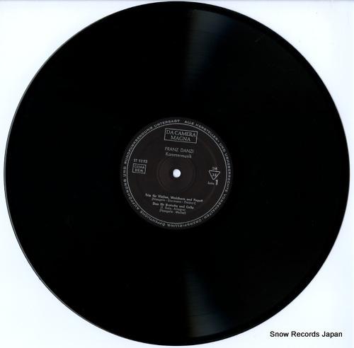V/A franz danzi; kammermusik SM92113 - disc