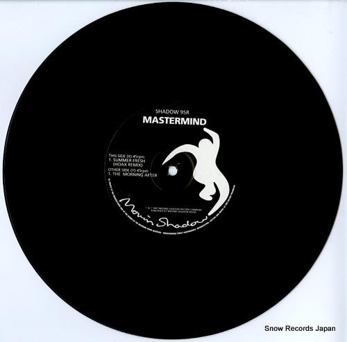 MASTERMIND summer fresh(hoax remix) SHADOW95R - disc