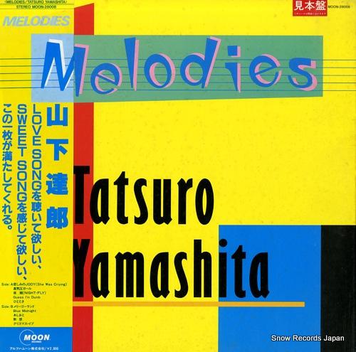 山下達郎 melodies MOON-28008