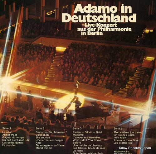 ADAMO adamo in deutschland EOS-67065.66 - back cover