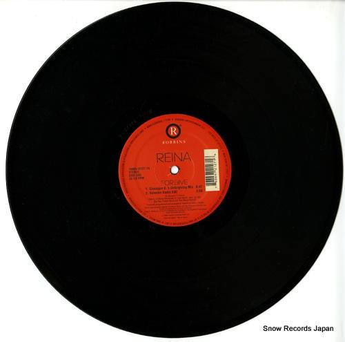 REINA forgive 76869-72127-1 - disc