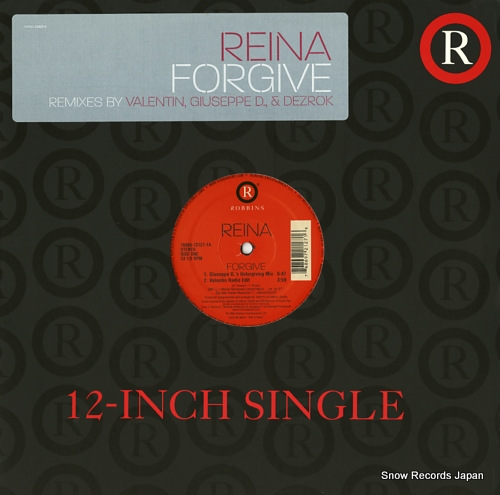REINA forgive 76869-72127-1 - front cover