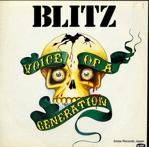 ブリッツ voice of a generation PUNK1