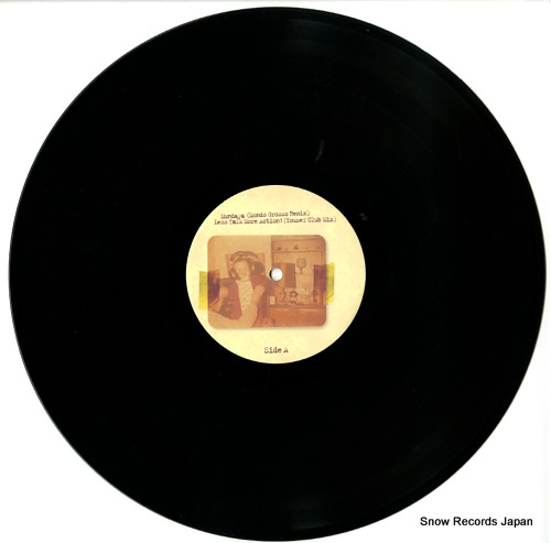 DELUXE, TIM mundaya(mondo grosso remix) BRA-17 - disc
