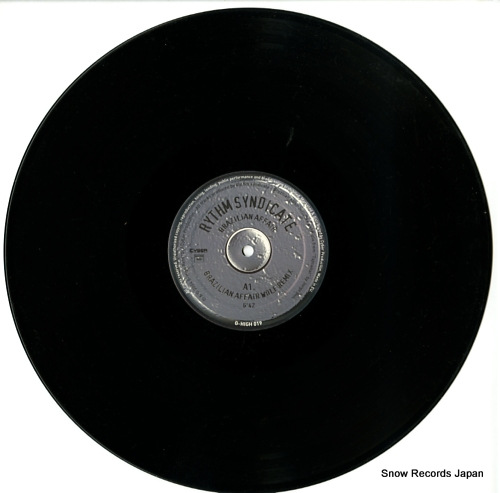 RYTHM SYNDICATE brazilian affair G-HIGH019 - disc