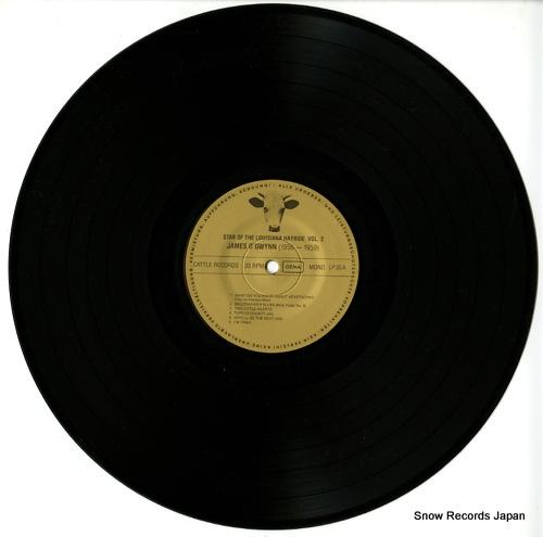 O'GWYNN, JAMES star of the louisiana hayride volume 2 LP30 - disc