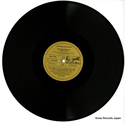 STOLZ, ROBERT strauss; der zigeunerbaron, gesamtaufnahme 88613XDE - disc