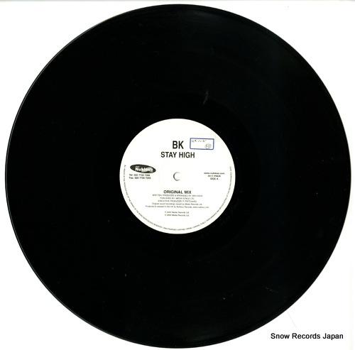 BK stay high 0517PNUK - disc