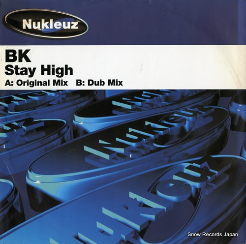 BK stay high 0517PNUK - front cover