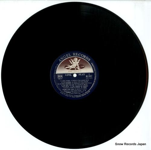 V/A ca c'est la chanson HV1037 - disc