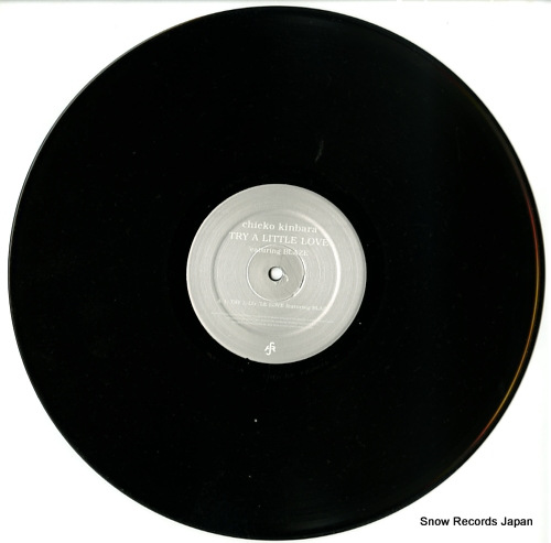 KINBARA, CHIEKO try a little love AIJL5223 - disc