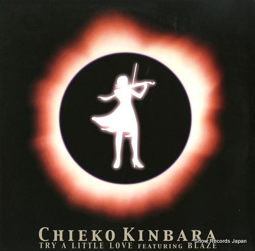 KINBARA, CHIEKO try a little love AIJL5223 - front cover
