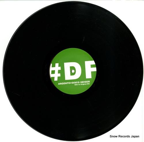 ARGENTO disco geiger DF064 - disc