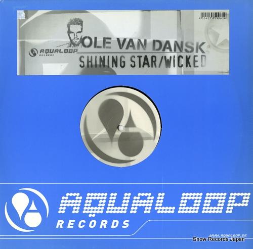 DANSK, OLE VAN shining star AQL041 - front cover