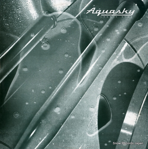 AQUA SKY nylon roadster SHADOW87 - front cover